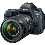 دوربین کانن 6 دی مارک دو Canon EOS 6D Mark II with 24-105mm f/4  IS II Lens